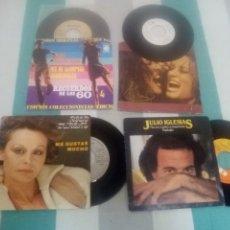 Discos de vinilo: LOTE DE 4 EPS. Lote 191287221