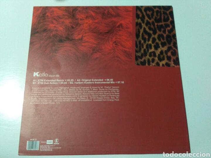 Discos de vinilo: Katla - Algun Dia - Foto 2 - 191288782
