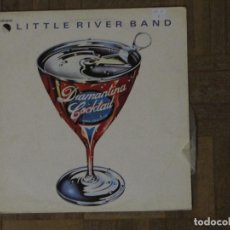 Discos de vinilo: LITTLE RIVER BAND. DIAMANTINA COCKTAIL. EMI, 10C 062-0872376. ESPAÑA, 1978. FUNDA VG. DISCO VG+.. Lote 191290185