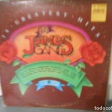 Discos de vinilo: THE JAMES GANG - 16 GREATEST HITS. Lote 191298043