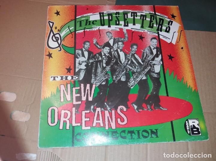THE UPSETTERS, THE NEW ORLEANS CONNECTION LP, CHARLY RB 1988 (Música - Discos de Vinilo - Maxi Singles - Reggae - Ska)