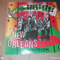 Discos de vinilo: THE UPSETTERS, THE NEW ORLEANS CONNECTION LP, CHARLY RB 1988. Lote 191300323