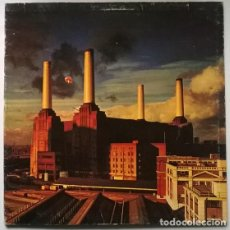 Discos de vinilo: PINK FLOYD. ANIMALS. EMI-HARVEST SHVL 815, 0C 064-98 434, UK 1978 LP + DOBLE CARPETA + ENCARTE. Lote 191304008