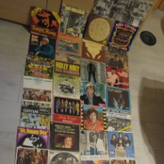 Discos de vinilo: LOTE DE 42 SINGLES VINILO. Lote 191319852