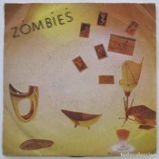 Discos de vinilo: ZOMBIES. NO PUEDO PERDER MI TIEMPO; CONTACTO EN ZURICH. RCA, PB-7736. 1981. FUNDA VG+. DISCO VG+.. Lote 191319898