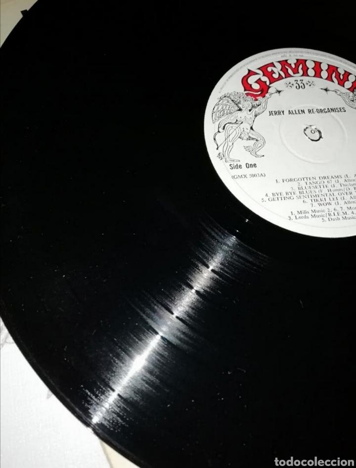 Discos de vinilo: Jerry Allen?–Re-Organises - Foto 3 - 191322332