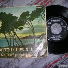 Discos de vinilo: DISCO DE RAY CONNIFF SU ORQUESTA Y COROS. Lote 191332573