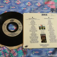 Discos de vinilo: MECANO NATURE MORTE CANTADO EN FRANCES SINGLE VINILO 1991 FRANCIA. Lote 191335236