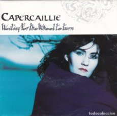 Discos de vinilo: CAPERCAILLIE,WAITTING FOR THE WHEEL TO TURN DEL 92 LAS 2 CARAS IGUALES. Lote 191339531
