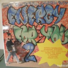 Discos de vinilo: ENERGY FOR YOU 2 - MIKE PLATINAS. Lote 191340072