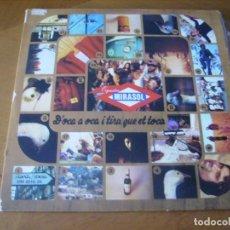 Discos de vinilo: LP DOBLE / ORQUESTRA MIRASOL / D'OCA A OCA I TIRA QUE...1975 BUEN ESTADO. Lote 191342281