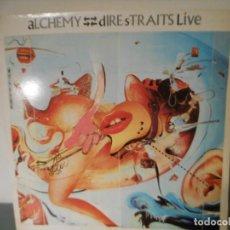 Discos de vinilo: DIRE STRAITS - ALCHEMY LIVE. Lote 191345697