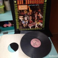 Discos de vinilo: MAD PROFESSOR – SCIENCE AND THE WITCH DOCTOR (DUB ME CRAZY PART 9) LP ARIWA 1989 UK.. Lote 191351868