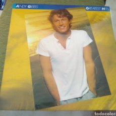 Discos de vinilo: ANDY GIBBS - GREATEST HITS. Lote 191360060