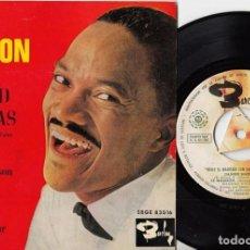 Discos de vinilo: HAROLD NICHOLAS - BAILE EL MADISON - EP ESPAÑOL DE VINILO #. Lote 191361520