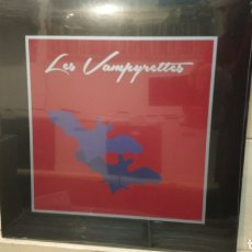 Discos de vinilo: LES VAMPYRETTES–LES VAMPYRETTES . VINILO PRECINTADO. MINIMAL, SYNTH-POP, EXPERIMENTAL.. Lote 191379061