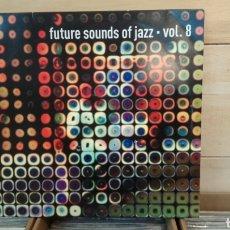 Discos de vinilo: FUTURE SOUNDS OF JAZZ - VOL. 8 . 3 LPS VINILO.. Lote 191381948