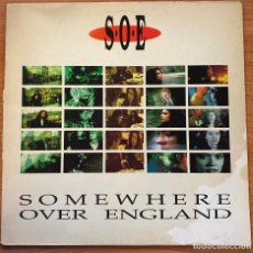 Discos de vinilo: S.O.E // SOMEWHERE OVER ENGLAND // SOMEWHERE OVER ENGLAND. Lote 191394453