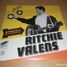Discos de vinilo: RITCHIE VALENS EP VINYL STRICTLY.. ,EL TORO SPAIN PRESS 2013 -ELVIS PRESLEY (COMPRA MINIMA 15 EUR. Lote 191401571