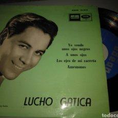 Discos de vinilo: LUCHO GATICA. Lote 191409265