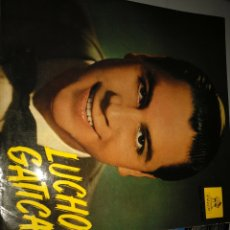 Discos de vinilo: LUCHO GATICA. Lote 191409446