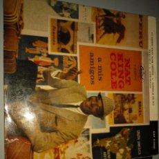 Discos de vinilo: NAT KING COLE. Lote 191409832