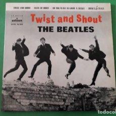Discos de vinilo: THE BEATLES-TWIST AND SHOUT. Lote 191414403