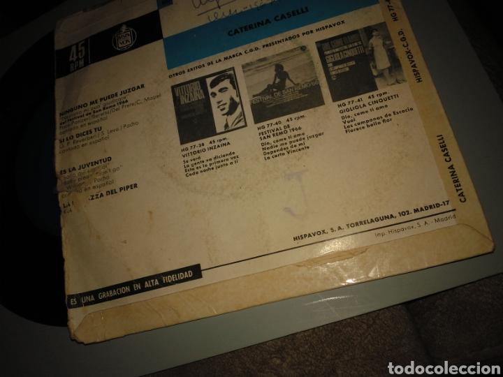 Discos de vinilo: Caterina caselli - Foto 2 - 191414590