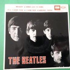 Discos de vinilo: THE BEATLES-MISERY. Lote 191415333