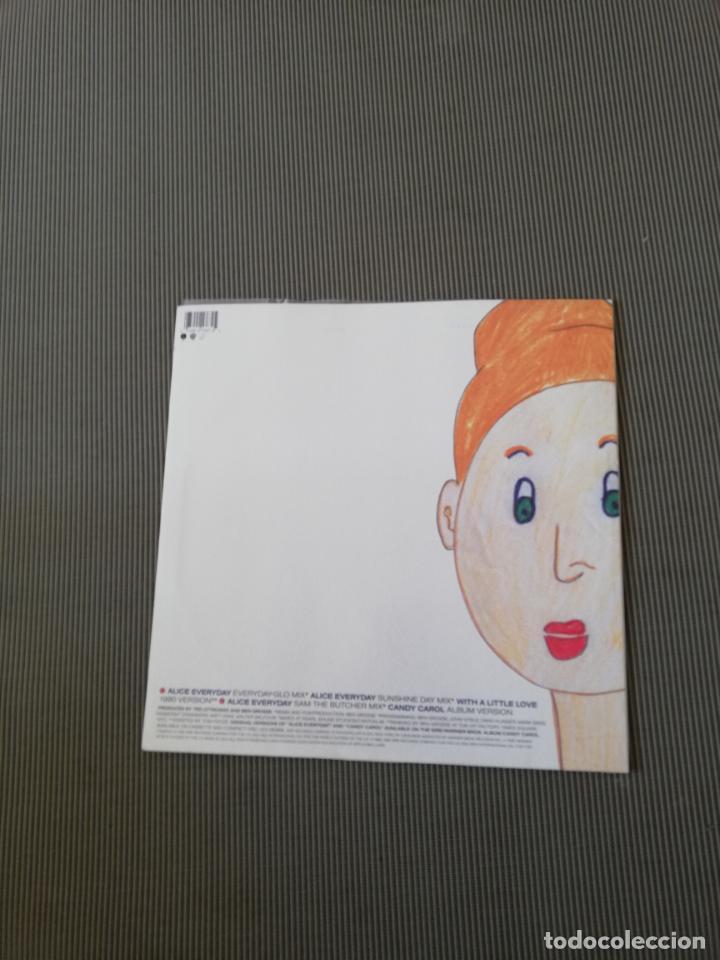 Discos de vinilo: Book of love-alice every day. maxi - Foto 2 - 191445515
