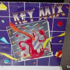Discos de vinilo: KEY MIX LP 1986 CARPETA DOBLE. Lote 191448106