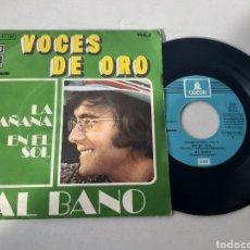 Discos de vinilo: VOCES DE ORO. VOL II. ALBANO. EMI. ESPAÑA. Lote 191448967