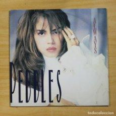 Discos de vinilo: PEBBLES - ALWAYS - LP. Lote 191460257