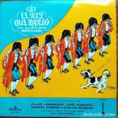 Discos de vinilo: VITAL AZA-RAMOS CARRIÓN* /RUPERTO CHAPÍPRINCIPALES INTERPRETES:PILAR LORENGAR,TOÑY ROSADO,MAN. Lote 191461126