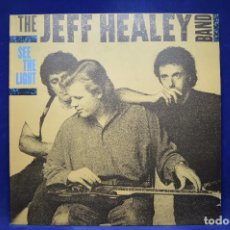 Discos de vinilo: THE JEFF HEALEY BAND - SEE THE LIGHT - LP. Lote 191461750