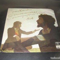 Discos de vinilo: JUAN PARDO - CONVERSACIONES CONMIGO MISMO 1974 SINGLE. Lote 191469770