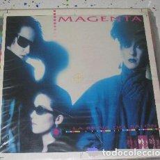 Discos de vinilo: MAGENTA. (NACHO CANO) LA REINA DEL SALÓN. EPIC EPC 26624. 1985. TOTALMENTE NUEVO.. Lote 191473006