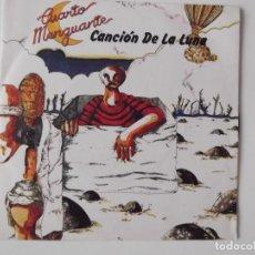 Discos de vinilo: CUARTO MENGUANTE - CANCION DE LA LUNA / EL JOVO. Lote 191473282