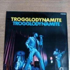 Discos de vinilo: TROGGS- LP TROGLODYNAMITE - BUEN ESTADO - LEER. Lote 191489576