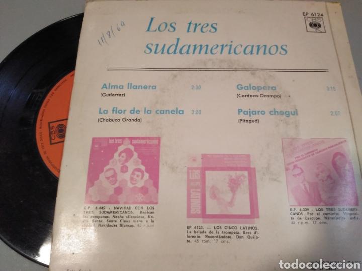 Discos de vinilo: Los tres sudamericanos - Foto 2 - 191490595