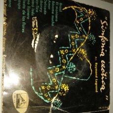 Discos de vinilo: SINFONÍA EXÓTICA. Lote 191492678