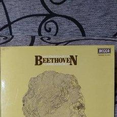 Discos de vinilo: BEETHOVEN - PIANO SONATAS Nº28 Y 30. Lote 191492833