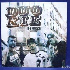 Discos de vinilo: DUO KIE - BARROCO - 2 LP. Lote 191493123