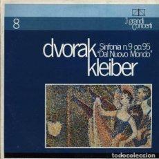 Discos de vinilo: DVO_ÁK* /ORCHESTRA SINFONICA DELLA WDR DI COLONIA*,ERICH KLEIBER_–SINFONIA N.9 IN MI MINORE OP.95. Lote 191477818