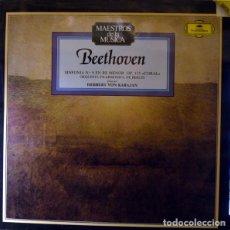 Discos de vinilo: BEETHOVEN*_–SINFONÍA Nº 9 EN RE MENOR, OP. 125,. Lote 191492943
