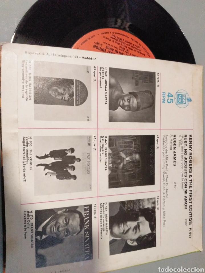Discos de vinilo: Kenny Rogers - Foto 2 - 191493908