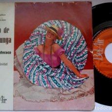 Discos de vinilo: LOS MATECOCO - RITMO DE LA CHUNGA - EP 1960 - BEL -AIR. Lote 191495477