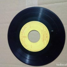 Discos de vinilo: SOLAMENTE EL DISCO SIN LA FUNDA MARIFE DE TRIANA. CAUTIVA. EN UNA ESQUINA CUALQUIERA... MB. Lote 191497705