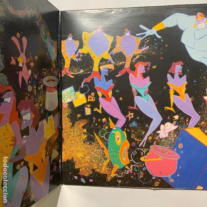 Discos de vinilo: lp gatefold queen a kind of magic edicion española de 1986 - Foto 2 - 191498342