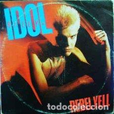 Discos de vinilo: BILLY IDOL – REBEL YELL . Lote 191504641